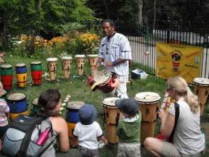 All-Hands-Drumming