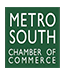 Metro South Chamber of Commerce Logo