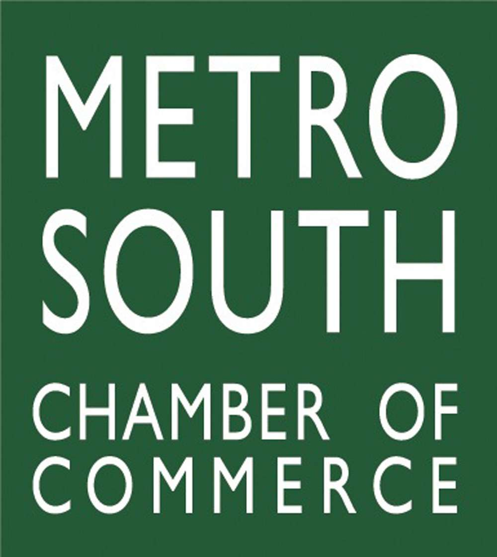 logo for Metro South Chamber of Commerce